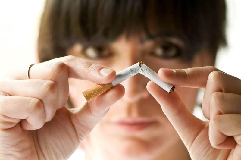 Курить нужно бросить обязательно!