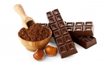 компоненты шоколада