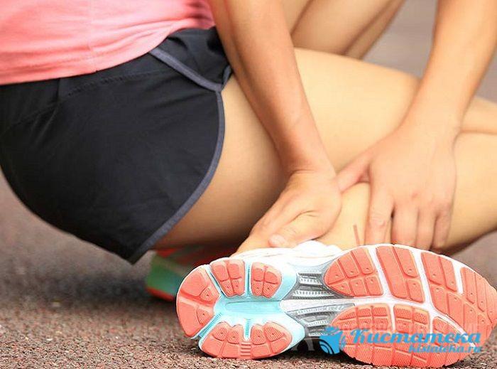 У больны могут наблюдаться боли в рука или нога при движении, изменяется поодка