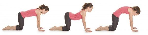 Лечебная гимнастика при опущении почек