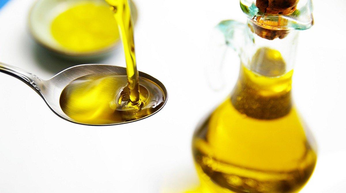 Растительное масло не содержит в себе вредный холестерин