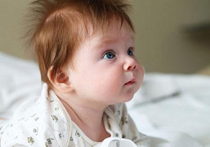 почему у годовалого ребенка волосы не растут