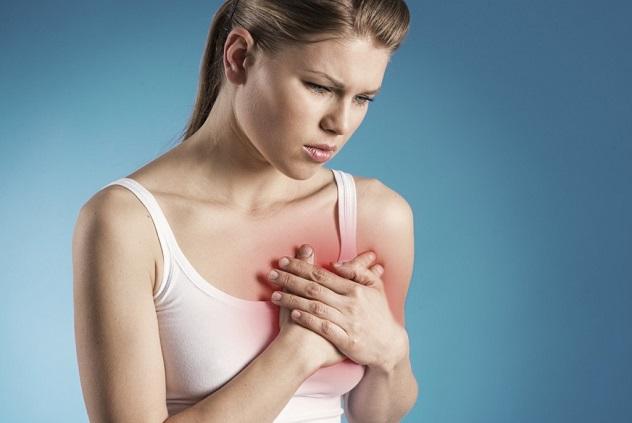 Одышка и нехватка воздуха — главные симптомы