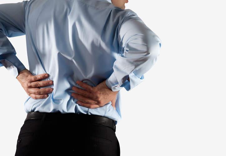 боли в поясничном отдела позвоночника при остеохондрозе