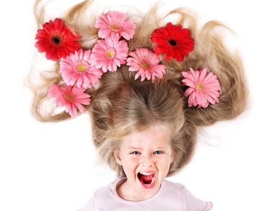 маска для волос ребенку для роста волос