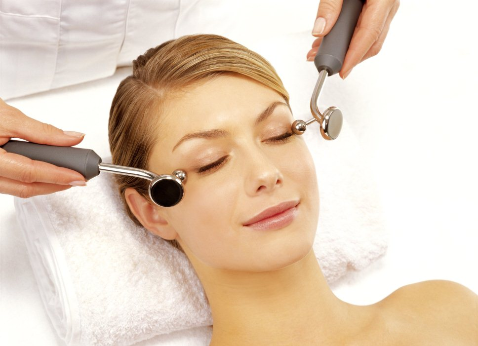 Лимфодренаж лица при куперозе