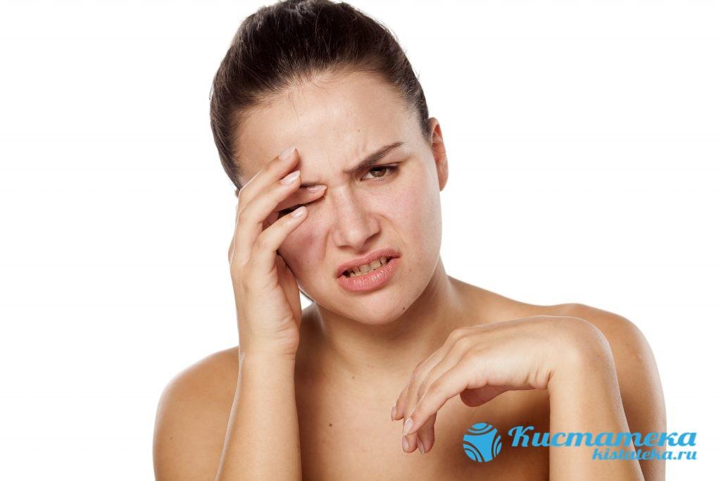 Атерома обычно развивается у людей в возрасте 16-60 лет