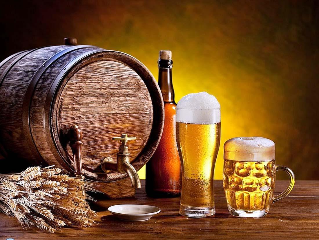 При употреблении пива необходимо соблюдать меру
