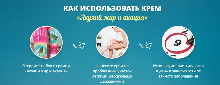 Как использовать крем от варикоза