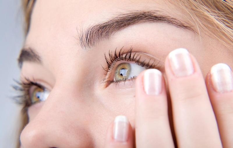 Во время болезни значительно ухудшается зрение