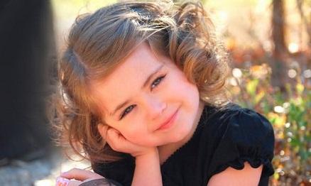 прически детям на средние волосы