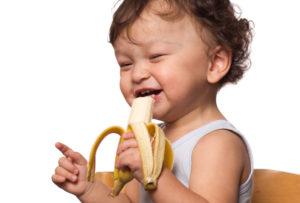 Признаки аллергии на бананы у детей