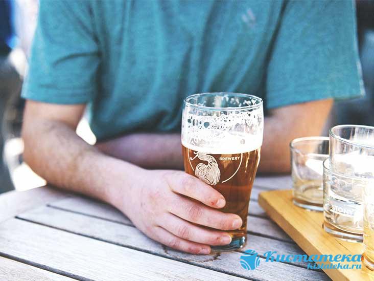 Страшен ли алкоголь во время воспаления заболевания