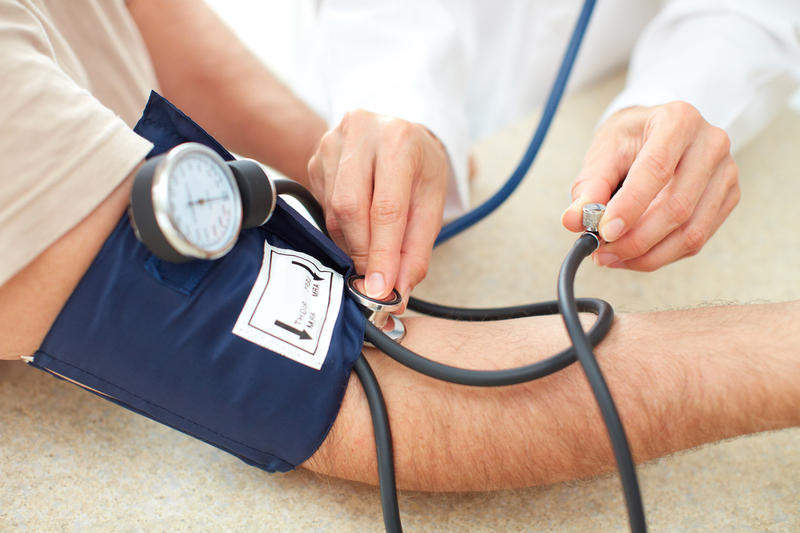 как понизить артериальное давление при остеохондрозе