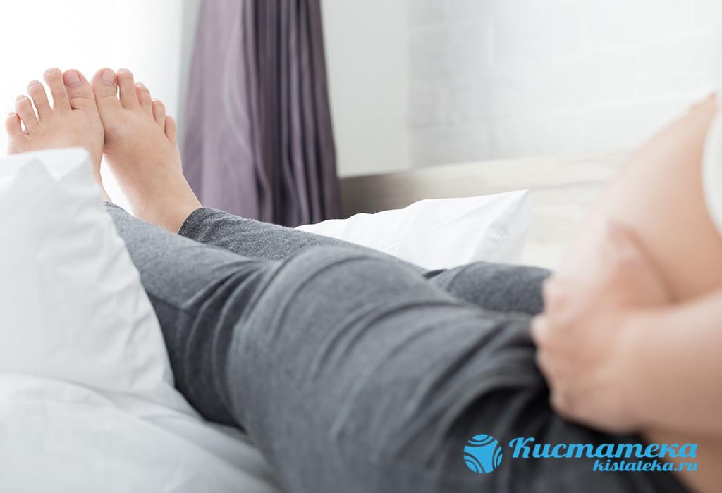 Отек на нога сигнализирует о заболевания внутренни органов