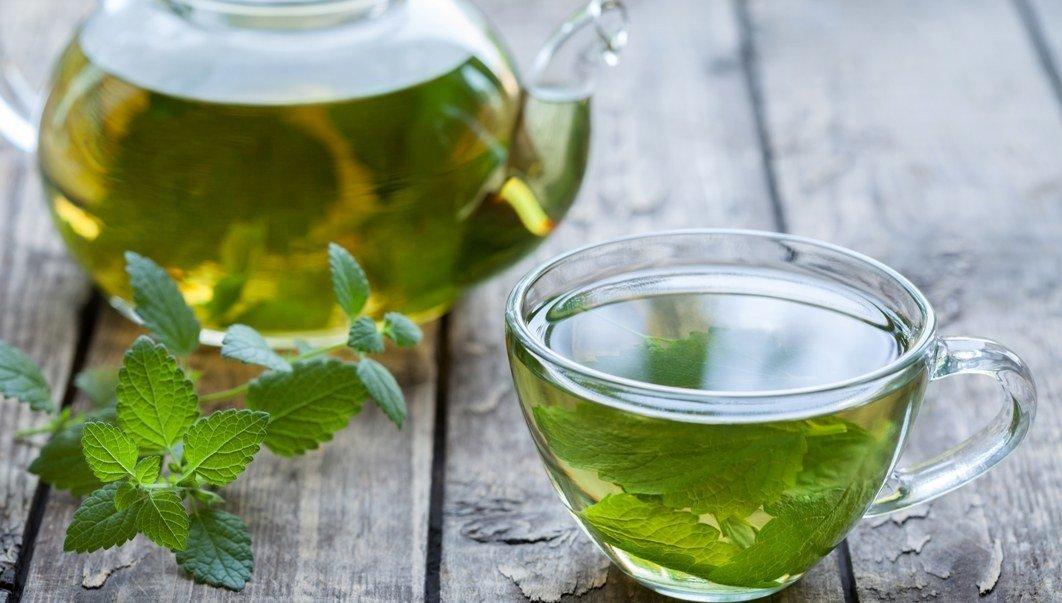 Чай из мелиссы надо выпивать каждый день по чашечке