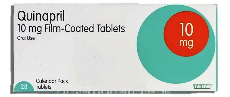 Эффективный препарат Квинаприл