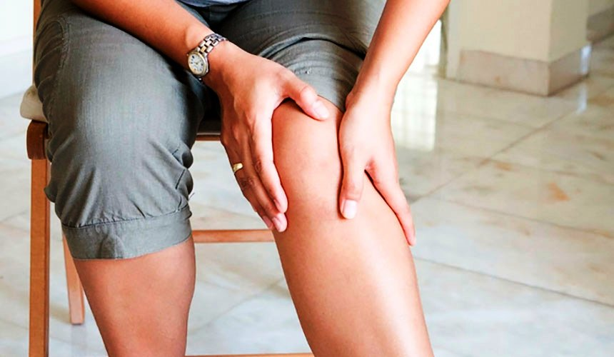 Симптомы развития ВРВ нижних конечностей