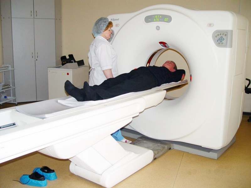 Томография мозга