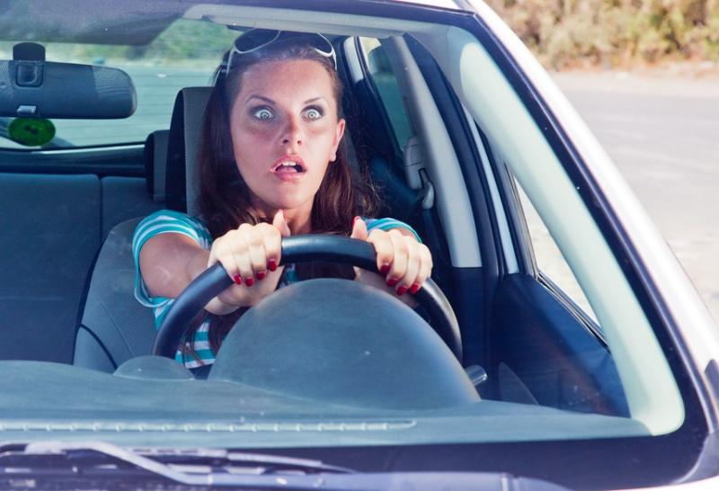 Стресс за рулем