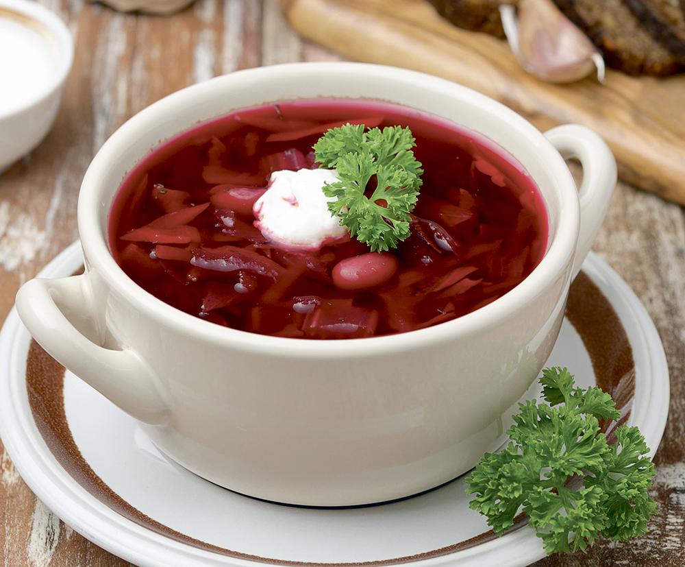 Супы, приготовленные на мясе, обладают высокой питательностью