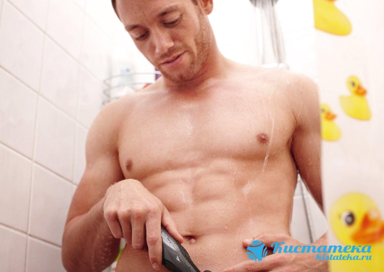 Несоблюдение гигиены во время бритья