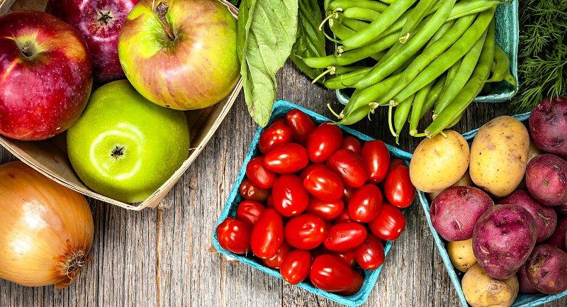Продукты входящие в Даш-диету