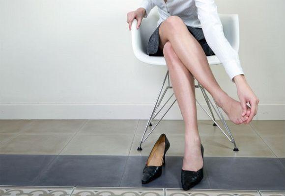 Как усилить приток крови к ногам