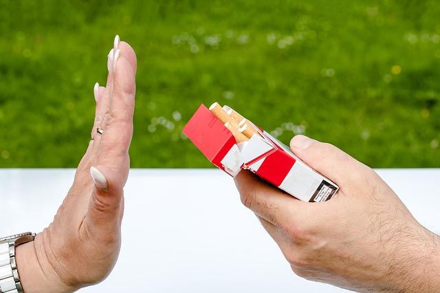 полностью отказаться от сигарет