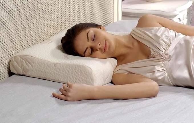 Выбор подушки при остеохондрозе
