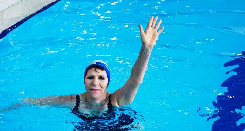 Плавание для предотвращения рецидива