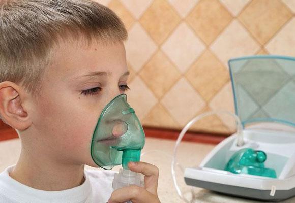 Лечение ребенка ингаляциями