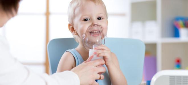 Ингаляции с физраствором в небулайзере для детей и взрослых