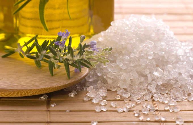 вылечить остеохондроз солью и маслом