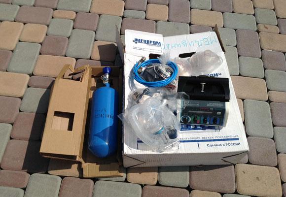 Ингалятор кислородный с инструкцией