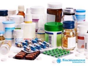 Лекарственные препараты назначают, когда образование в сплетении развивается медленно