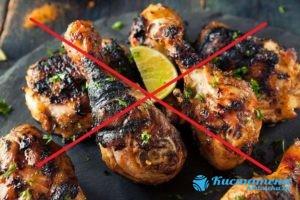 Неободимо отказаться от жарены блюд