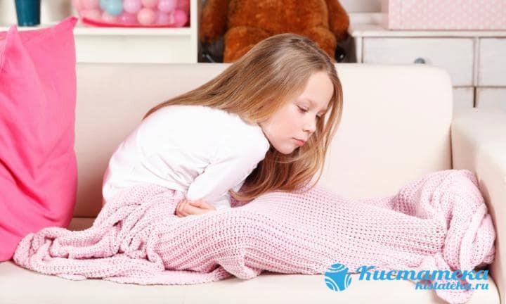В большинстве случаев патологию выявляют в возрасте 12 – 15 лет в период полового созревания