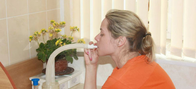 Растворы для ингаляций небулайзером при кашле и насморке