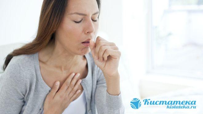 Вирусное заболевание может начинаться с боли в горле или с насморка