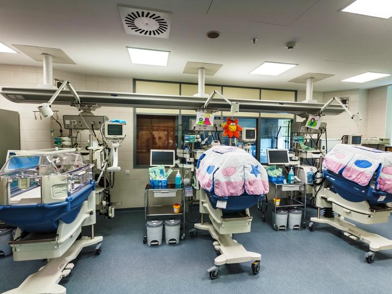 Отделение интенсивной кардиологии