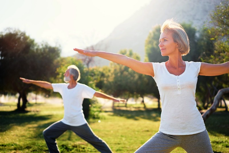 Йога для здорового сердца