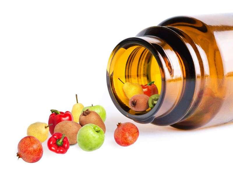 Продукты богатые витаминами