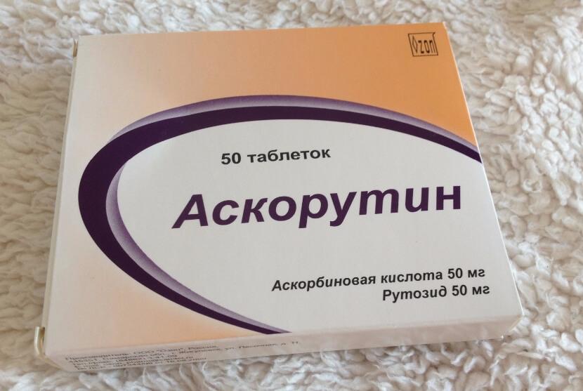 Аскорутин при варикозе - отзывы, показания, преимущества, дозировка