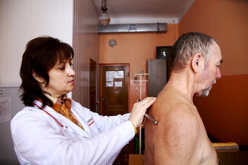 Обследование у врача-невролога