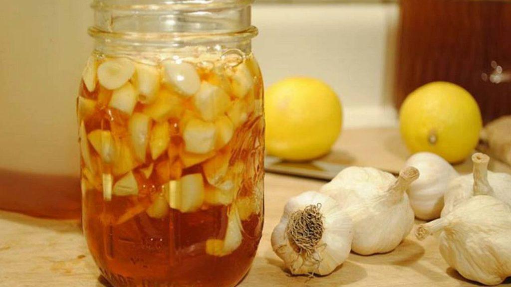 Чеснок и лимон от повышенного холестерина
