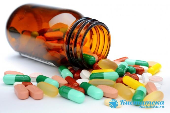 Чаще всего медикаменты назначают, когда присутствуют сбои в менструальном цикле