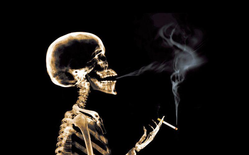 Убийственное курение