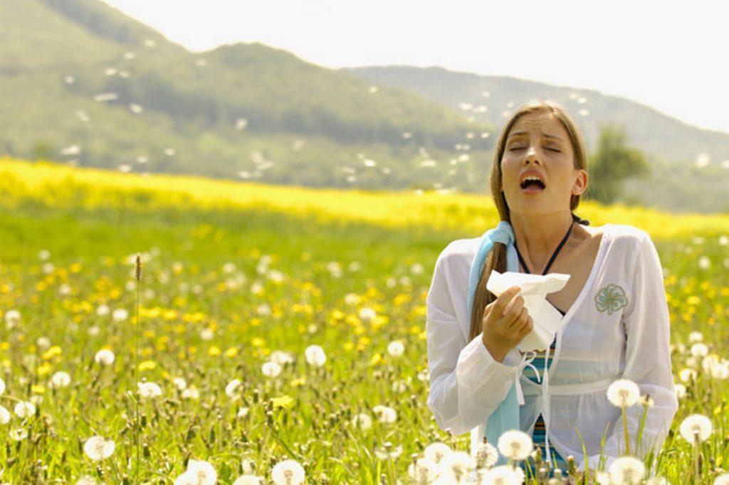 реакция на сорные травы