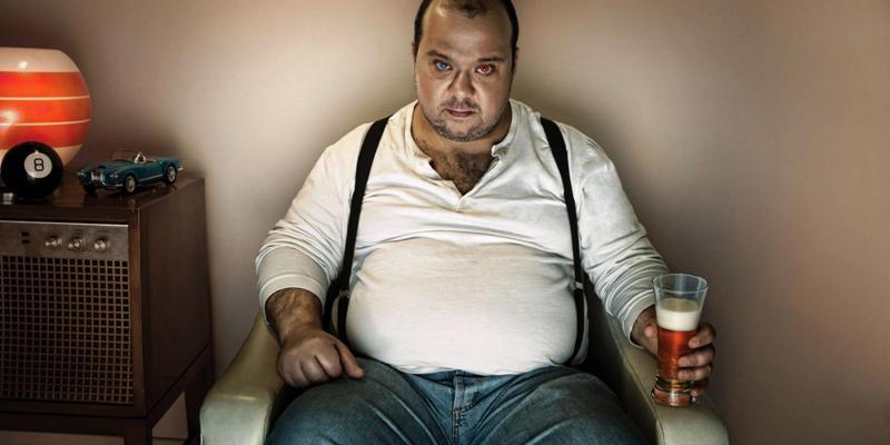 Избыточный вес, гиподинамия и злоупотребление алкоголем